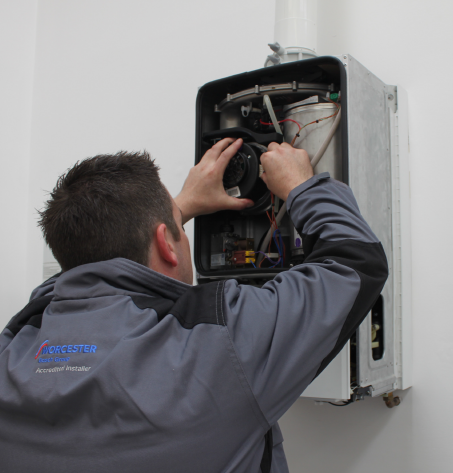 Gas Boiler Installation Amble